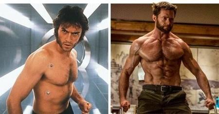 Hugh Jackman en la piel de Lobezno/Wolverine