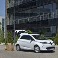 """Renault ZOE """"Societé"""", destinado a empresas y al transporte de mercancías"""
