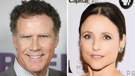 Will Ferrell y Julia Louis-Dreyfus, pareja inaudita para el remake de 'Fuerza mayor'