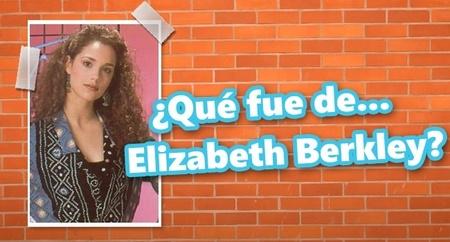 ¿Qué fue de... Elizabeth Berkley?