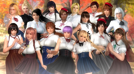 Dead or Alive 5: Last Round muestra su nuevo DLC y anuncia su nuevo pase de temporada