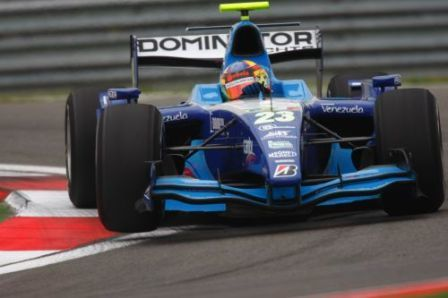 Pastor Maldonado a ART en 2009, ¿y Romain Grosjean a Campos Grand Prix?