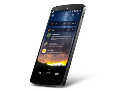Talon para Android se actualiza con soporte para enviar múltiples imágenes en un tuit