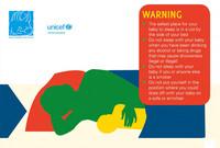 Unicef declara que no cambiará sus recomendaciones en relación al colecho