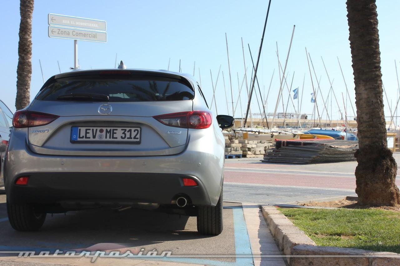 Foto de Mazda3 2013, presentación y prueba (19/61)