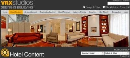 Mapas interactivos de hoteles, destinos y cruceros