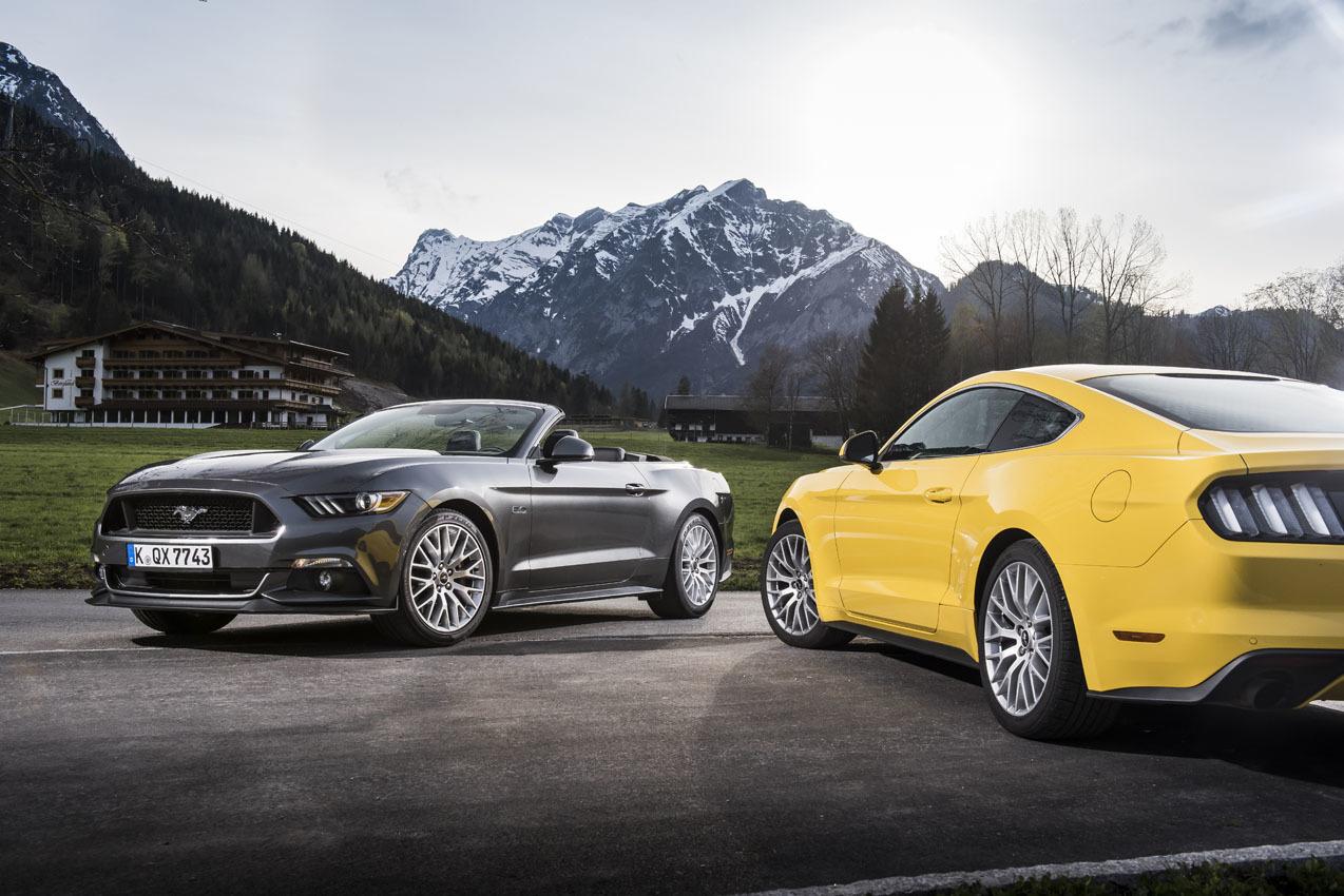 Foto de Ford Mustang 2015 (45/53)