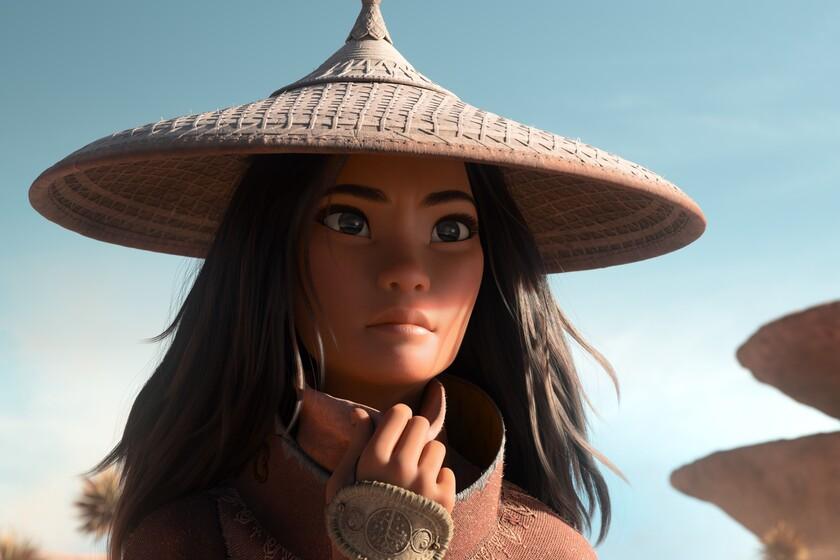 Disney comparte el tráiler final de 'Raya y el último dragón', que se estrena el 5 de marzo en cines y en Disney+