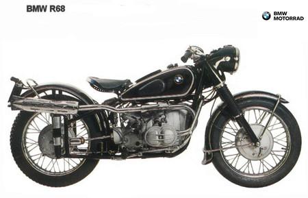 Bmw R68 Motor Boxer 6