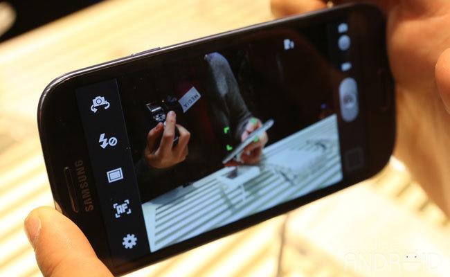 Foto de Samsung Galaxy SIII (7/16)