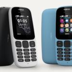 Nuevo Nokia 105: el más sencillo se actualiza con una pantalla más grande y teclado renovado