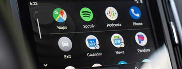 Android Auto: cómo personalizar el menú de aplicaciones de tu coche