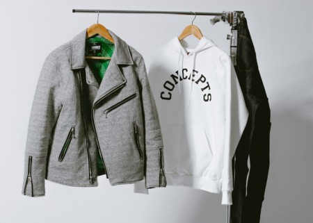Heineken Boston S Concepts Biker Jacket