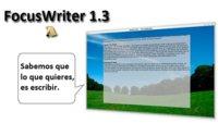 Focus Writer 1.3 ahora con soporte para texto enriquecido