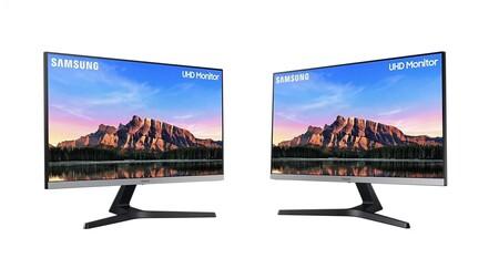 Teletrabajes o no, este monitor 4K de Samsung es una gran compra ahora que está rebajado a 279 euros en MediaMarkt