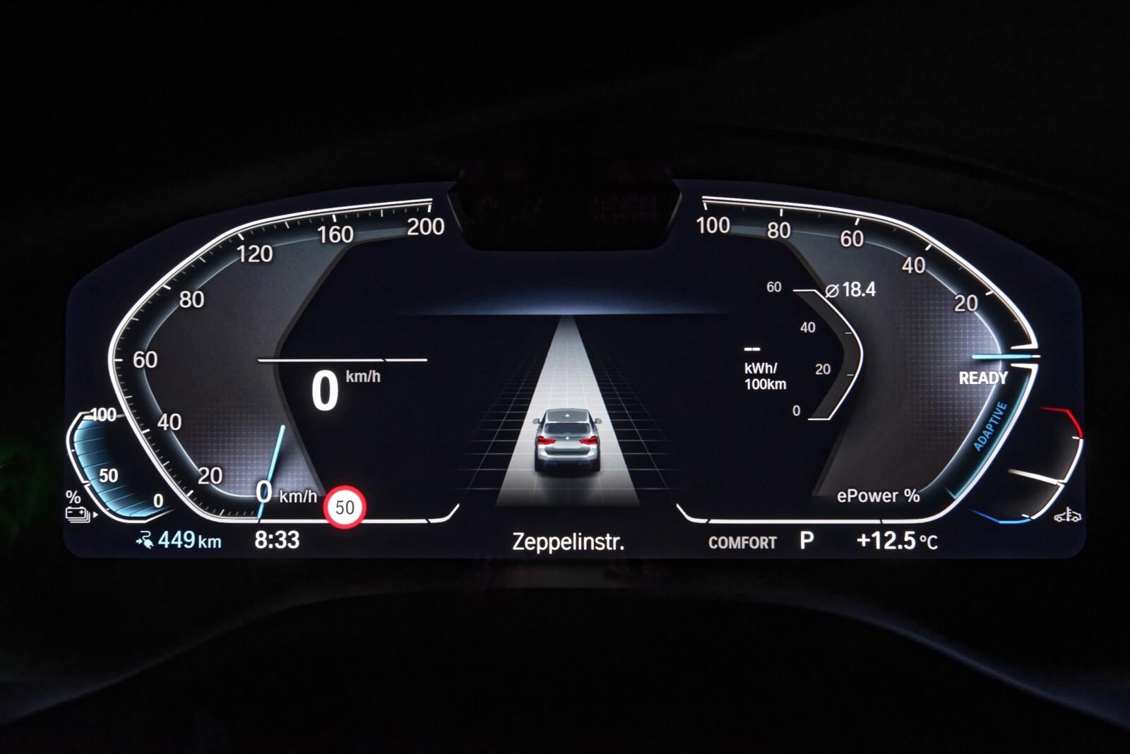 Foto de BMW iX3 (prueba) (55/65)