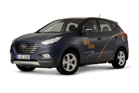 BeeZero: a partir del verano podrás conducir un Hyundai ix35 FCEV compartido en Munich