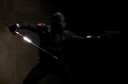 Primeras imágenes de Snake Eyes ('G.I. Joe')