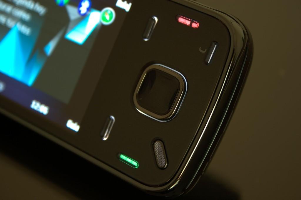 Foto de Nokia N86, análisis (1/7)