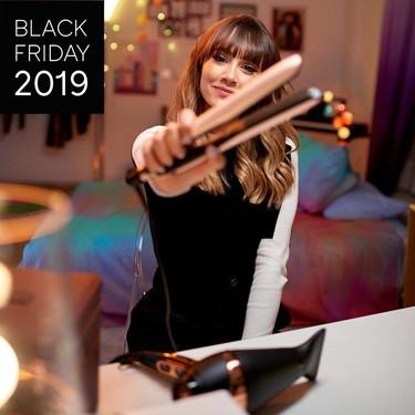 Planchas de pelo ghd y otras siete planchas para comprar en el Black Friday 2019