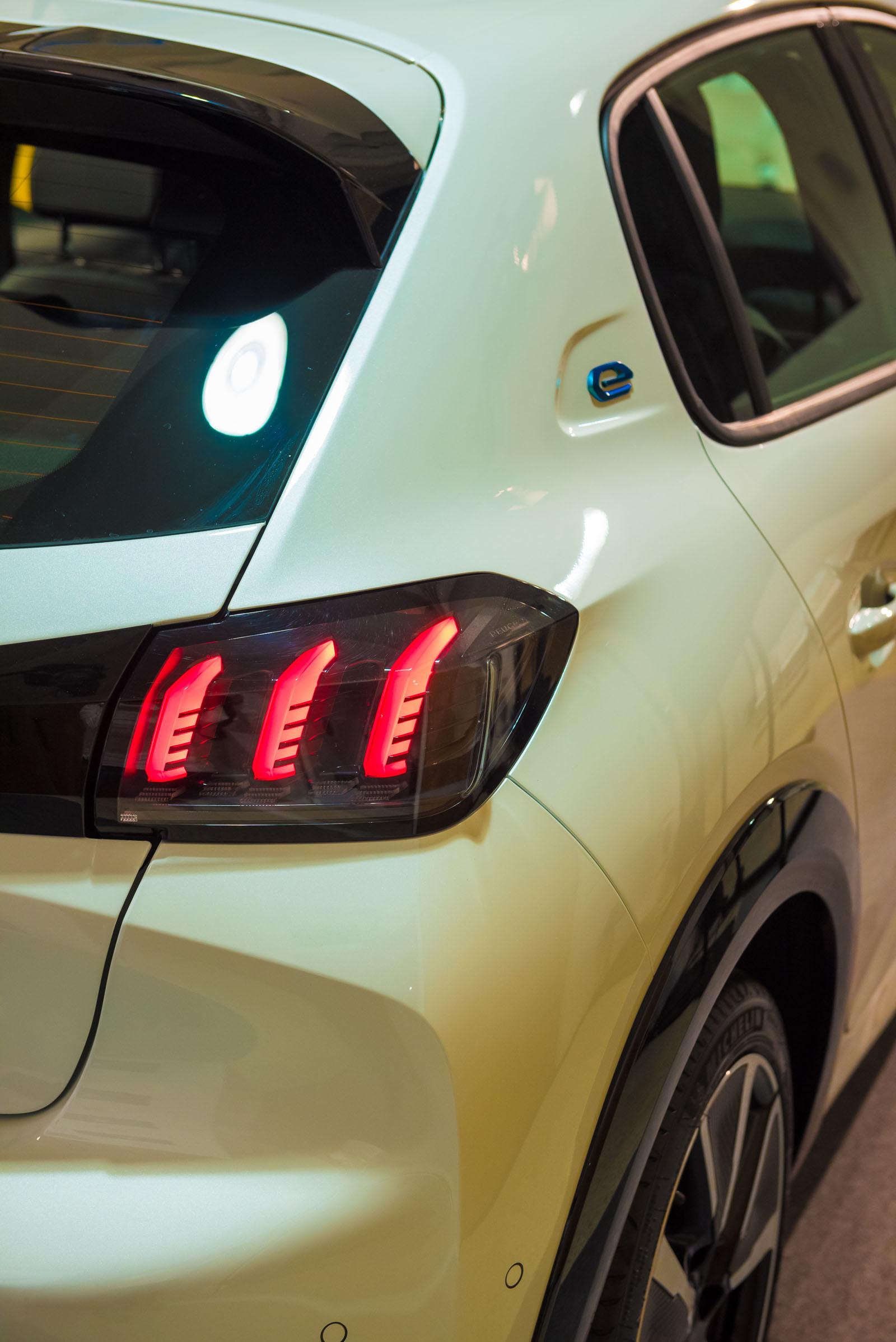 Foto de Peugeot 208 y e-208 2019 (presentación estática) (49/64)