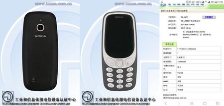 Nokia 3310 Android Yunos 4g
