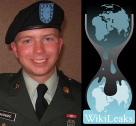 Manning acusado del mismo delito que él quiso denunciar: traición
