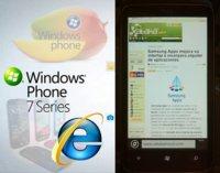 Mango VS NoDo (VI): Internet Explorer 9