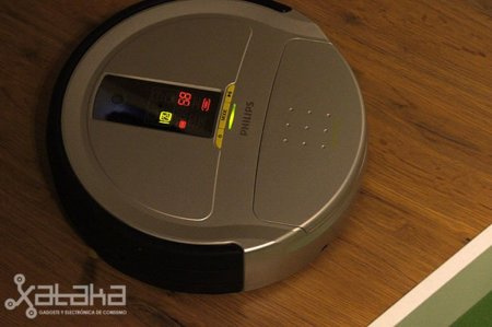 Philips Homerun, llega otra aspiradora robot para competir por la limpieza doméstica
