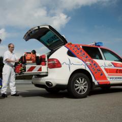 Foto 2 de 5 de la galería porsche-cayenne-emergency-medical-vehicle en Motorpasión