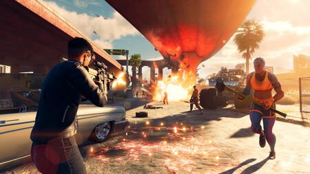 Saints Row presenta vídeo gameplay y enseña el mundo abierto de Santo Ileso, que recuerda a GTA San Andreas