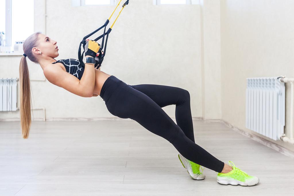 Entrenamiento de espalda en casa con el TRX: tres ejercicios que puedes hacer en tu salón