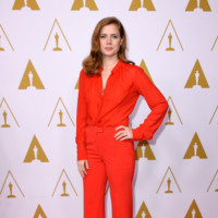 Amy Adams Oscar nominados almuerzo