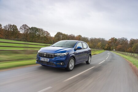 Dacia Sandero, el coche más vendido de 2020