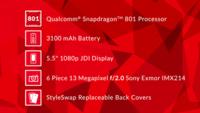 OnePlus One se pasa al Qualcomm Snapdragon 801, será presentado el 23 de abril