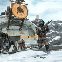 Lo nuevo de inXile Entertainment es Frostpoint VR, un FPS multijugador que se juega en realidad virtual