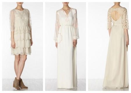 Hoss intropia vestidos novia