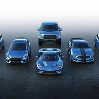 Buscas un Ford Fiesta ST y acabas comprando el único del mundo con el color del Ford GT
