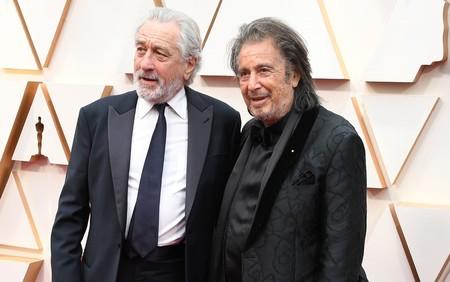 Robert De Niro y Al Pacino, dos estilos totalmente opuestos vistos en los premios Óscar