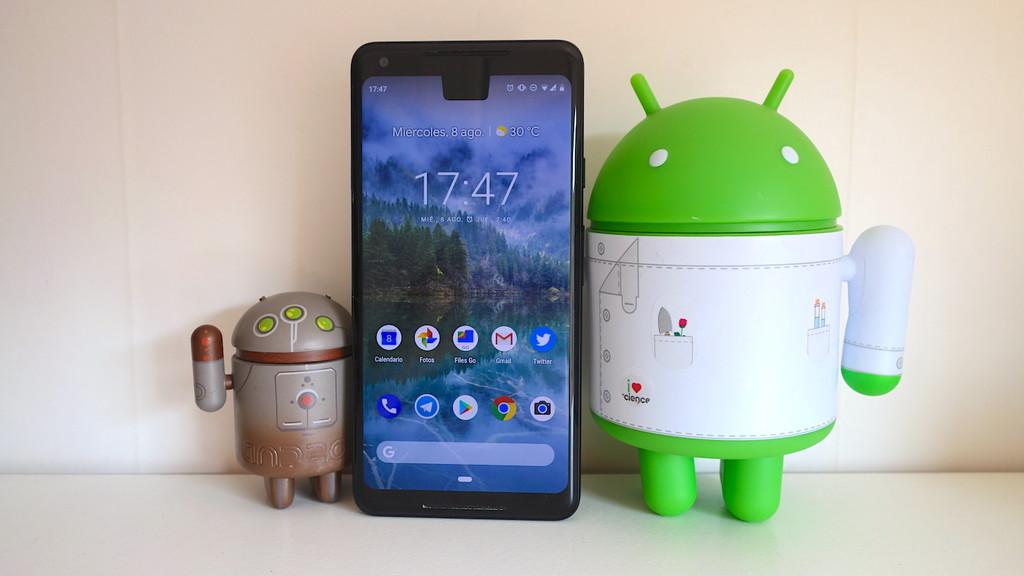 Android nueve Pie