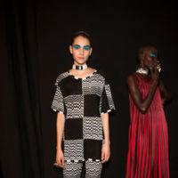 Desfiles de Marni y Missoni para la primavera-verano 2016, estampados pop con toque tribal