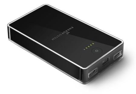 Energy Extra Battery 10000, mucha capacidad para que no te falte energía