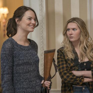 'Zombiland 2: mata y remata' demuestra lo bien que se le dan a Emma Stone las comedias de acción