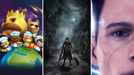 Cazando Videojuegos México: los mejores 63 títulos para Xbox, PlayStation, Nintendo Switch y Steam