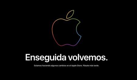 """""""Enseguida volvemos"""": la Apple Store online cierra antes del anuncio de los nuevos iPhone y Apple Watch"""