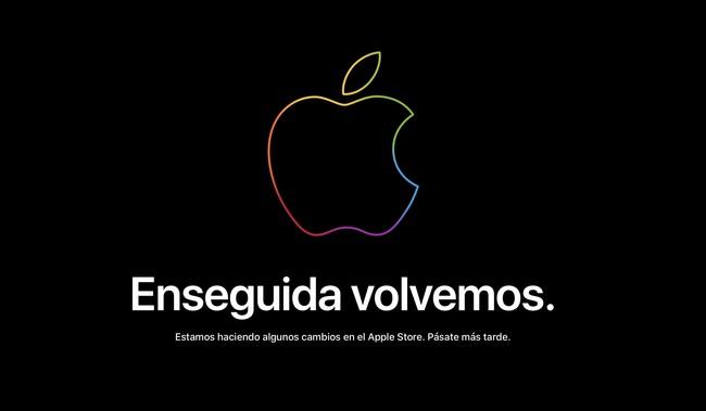 Portada Apple Store