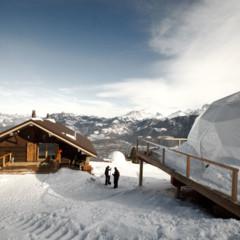 Foto 7 de 14 de la galería un-resort-de-iglus-en-suiza en Decoesfera