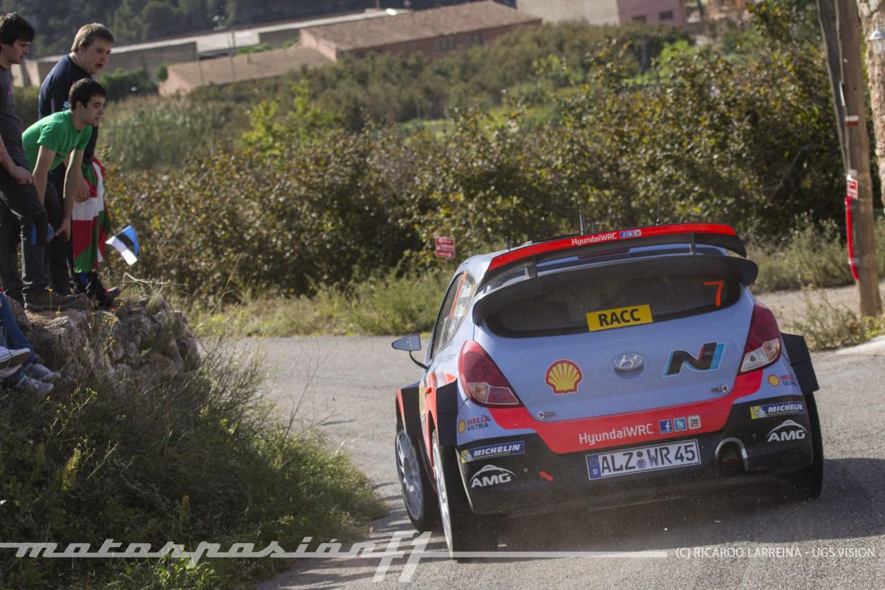 Foto de WRC - Rally de Catalunya 2014 (104/370)