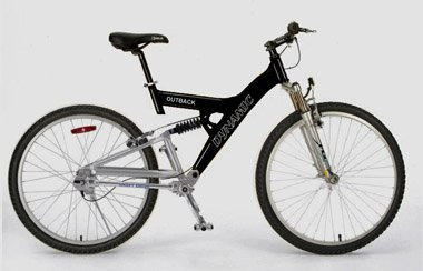 Bicicleta sin cadenas