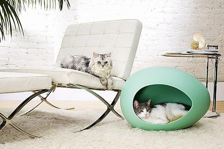 pEI Pod, decorativos refugios para mascotas